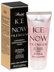 Ice Now Beijável Premium Cereja com Champagne 35 ml
