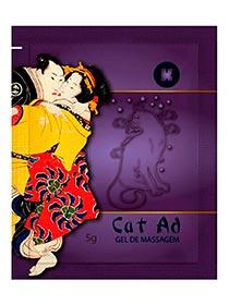 Gel Adstringente Cat-Ad Caixa Com 5