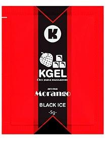 Oral Ice Morango Unidade - Black Ice