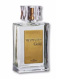 Perfume Masculino Traduções Gold N°6 100 ML