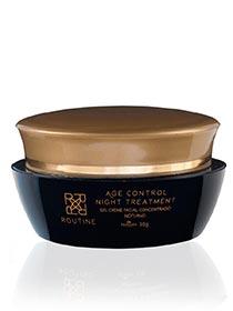 Routine Age Control Night Treatment